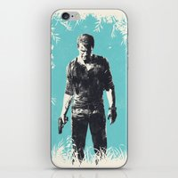 A Thief's End iPhone & iPod Skin