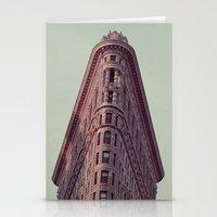 Flatiron #1 Stationery Cards