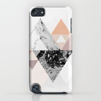iPod Touch Cases featuring Graphic 110 by Mareike Böhmer Graphics