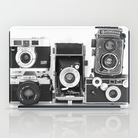 Vintage Camera Collection iPad Case