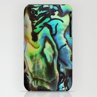 iPhone 3Gs & iPhone 3G Cases featuring Abalone by The Wellington Boot