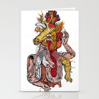 Sirius business - the print! Stationery Cards