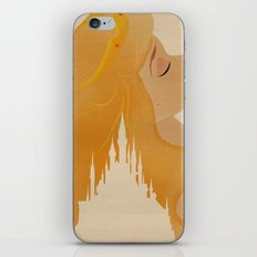 Sleeping Beauty iPhone & iPod Skin