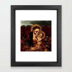 Semiramis & Nimrod Framed Art Print