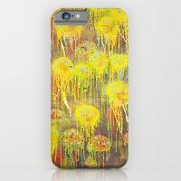 iPhone & iPod Case featuring Polka Dot Jellyfish by mark jones