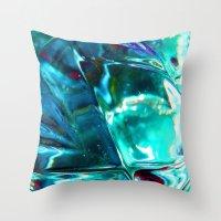 Glass #1 Throw Pillow
