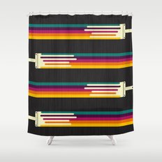 Color Me Happy Shower Curtain