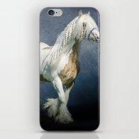 Under a gypsy moon iPhone & iPod Skin
