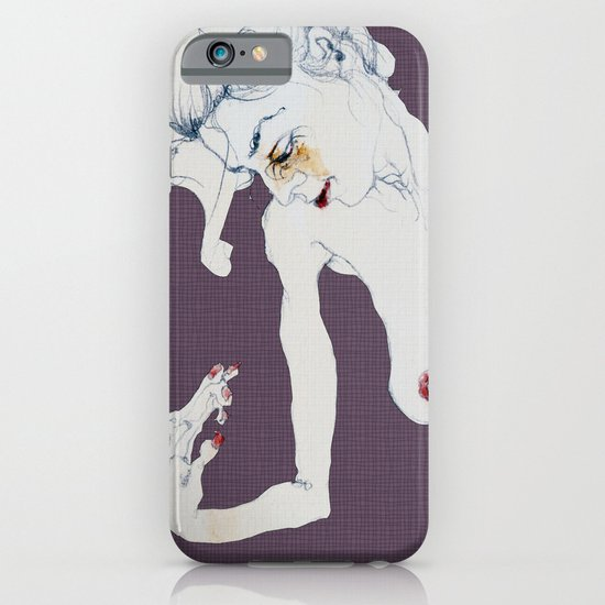 Chica gasa iPhone & iPod Case