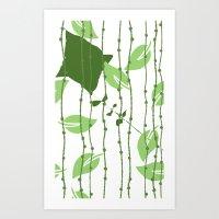 Earthy Art Print
