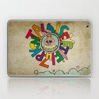 Bunny Obsession Again! Laptop & iPad Skin