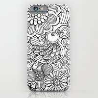 Welcome Birds To..white. iPhone 6 Slim Case