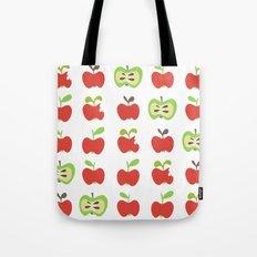 apple lover Tote Bag
