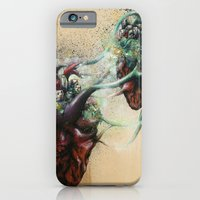 Arrested Vascular Fusion of Two Entities in Need  iPhone 6 Slim Case