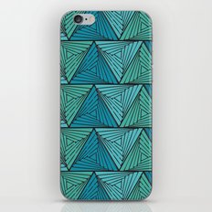 geometric II iPhone & iPod Skin