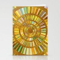 Sun Mandala 6 Stationery Cards