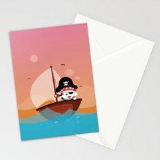 lAND AHOY Stationery Cards
