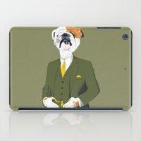 English Bulldog iPad Case