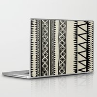 zebra Laptop & iPad Skins featuring MALOU ZEBRA by Aztec