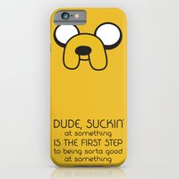 Wisdom From A Dog iPhone 6 Slim Case