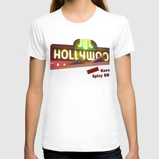Hollywood Neon T-shirt