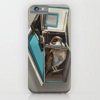 Home Bird iPhone 6 Slim Case