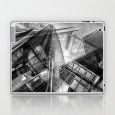 Canary Wharf Tower Abstracts Laptop & iPad Skin