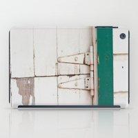 The Barn Door  iPad Case