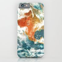 iPhone Cases featuring Earth by Terry Fan
