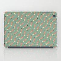 Freddie The Fox - Patter… iPad Case