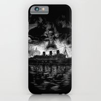 iPhone & iPod Case featuring Ghost Ship by Joshua Kemble