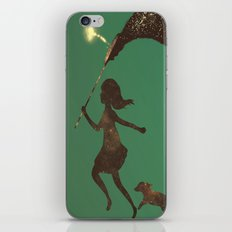 To Catch the Stars iPhone & iPod Skin