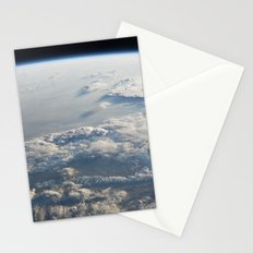 INDIA HIMALAYAS GLACIERS SNOW Stationery Cards