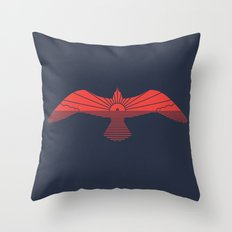 Larus Marinus Throw Pillow