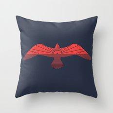 Larus Marinus Throw Pillow
