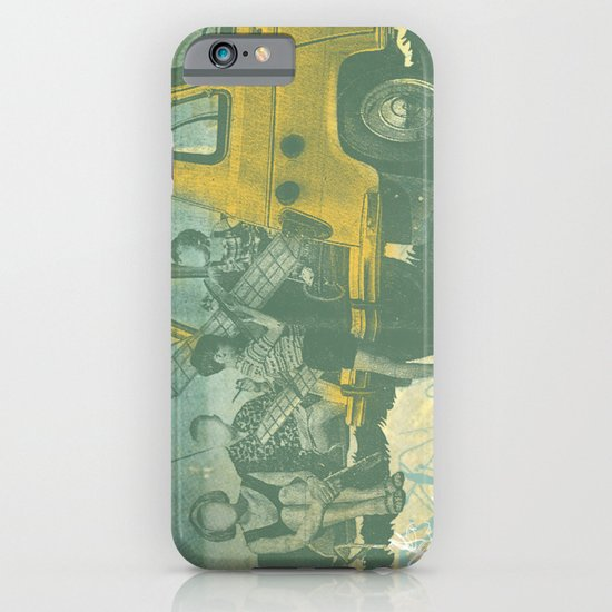 when i was young _ model planes and station wagons iPhone & iPod Case