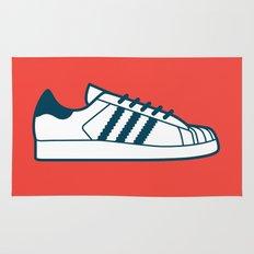 #56 Adidas Superstar Rug