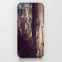 iPhone & iPod Case featuring Wood Texture by SC Photography