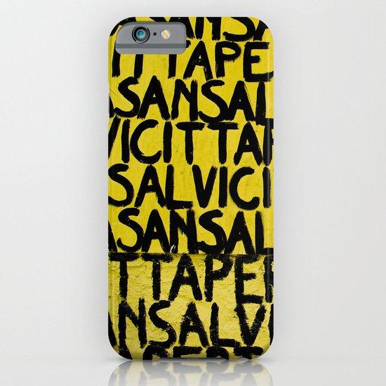 Citta iPhone & iPod Case