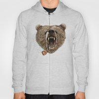 Angry Bear Hoody