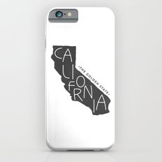 California | Gray Slim Case iPhone 6s