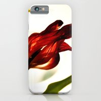 iPhone & iPod Case featuring Tulips by Alice Price