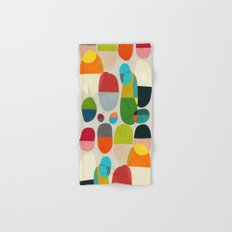 Jagged little pills Hand & Bath Towel