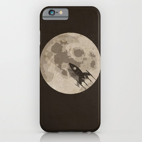 Around the Moon iPhone & iPod Case