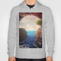 Where the moon meets the sea Hoody