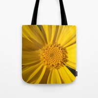 Looking Into The Sun Tote Bag