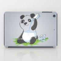 Panda in my FILLings iPad Case