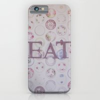 Eat iPhone 6 Slim Case
