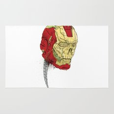 The Death of Iron Man Rug