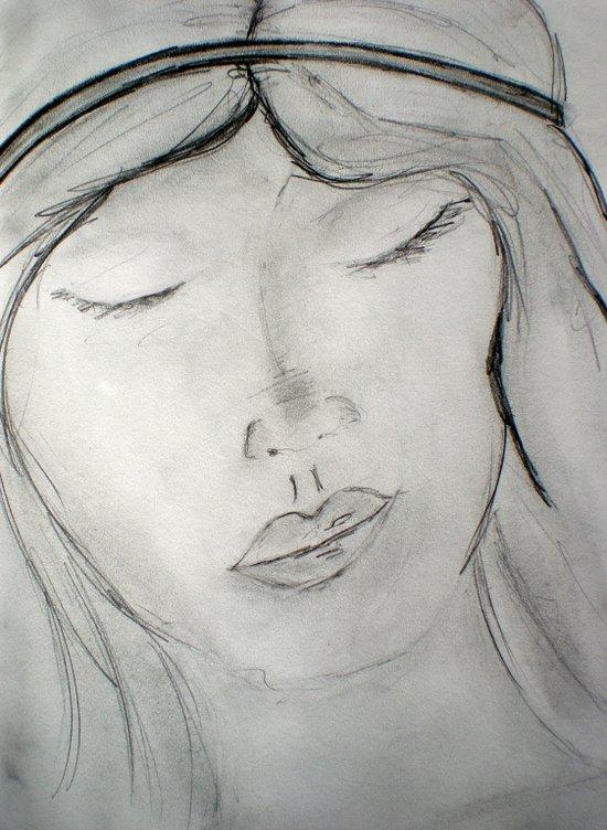 """Elegant Thoughts"" Art Print"